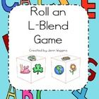 Students will roll dice with blend pictures and complete graph.  There are 4 different dice and a graph included in pack.  The pack also includes d...