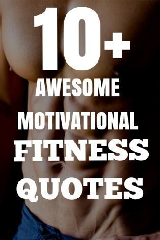 Men's Fitness - 10+ Fitness Quotes To Inspire You – LIFESTYLE BY PS