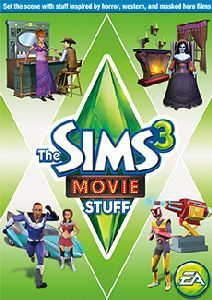 The Sims 3 Movie Stuff PC/MAC - Windows [Digital Download Add-On]