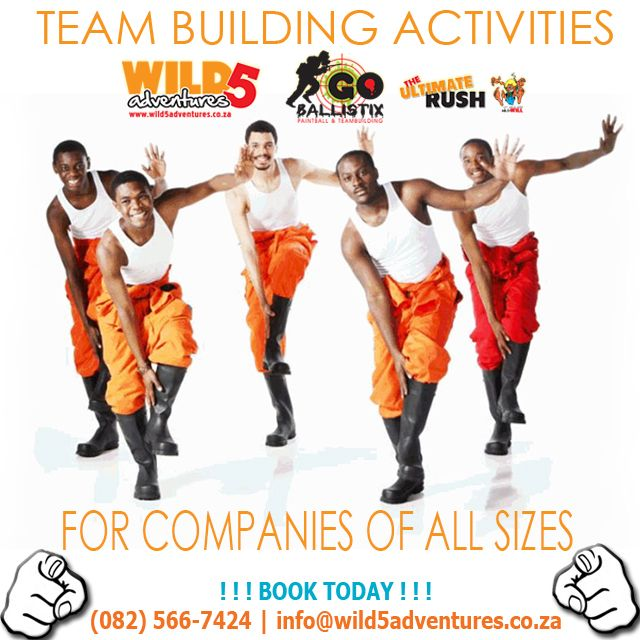 Wide range of different #teambuilding activities #customised to reach goals on the day as well as back in #theoffice Visit our website for more info. Link in bio.