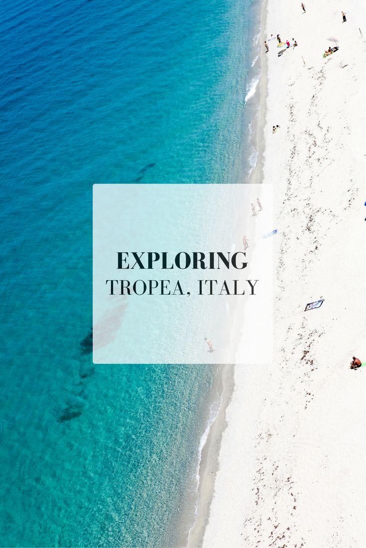 Italy Travel Tips | Exploring Tropea, Southern Italy