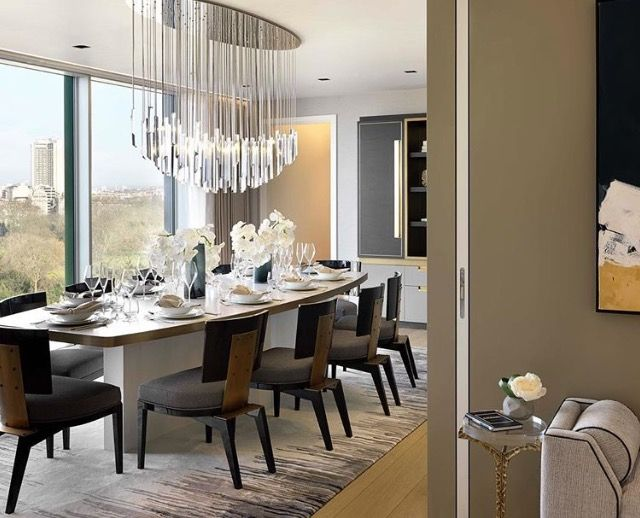 pin by yu liya on restaurant d co maison salle manger maison. Black Bedroom Furniture Sets. Home Design Ideas