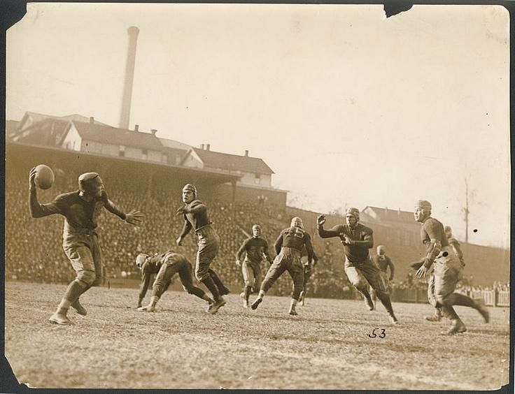 Georgia Tech Auburn football game Thanksgiving 1921