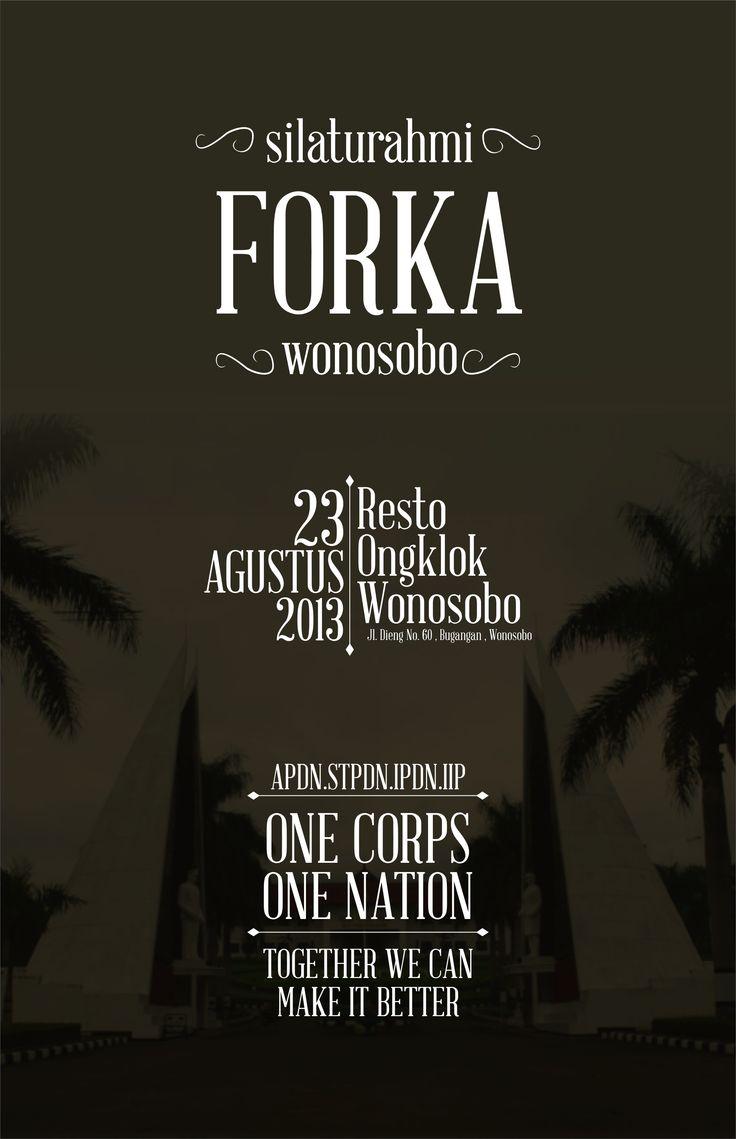 #invitation #forka #apdn #stpdn #ipdn #ipp #wonosobo
