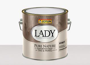 Interiørbeis som motvirker gulning i treverket. Denne skal vi bruke på furugulvet i stua.