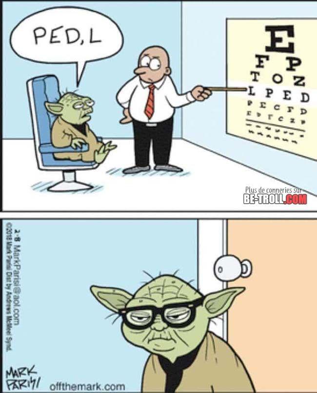mauvaise vue et vertige
