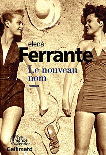L'amie prodigieuse : le nouveau nom - Elena Ferrante. Naples, années 1960. Lila est devenue riche en épousant l'épicier Stefano Carracci et travaille dans la nouvelle boutique de sa belle-famille. De son côté, Elena, la narratrice, continue ses études au lycée et est toujours amoureuse de Nino Sarratore. L'été arrive et les deux amies partent pour Ischia, où elles retrouvent bientôt ce dernier.