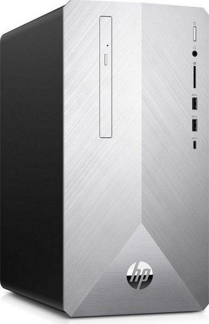Pavilion Desktop PC 595-p0 »leistungsstarker Desktop-PC mit Leistung und Stil«