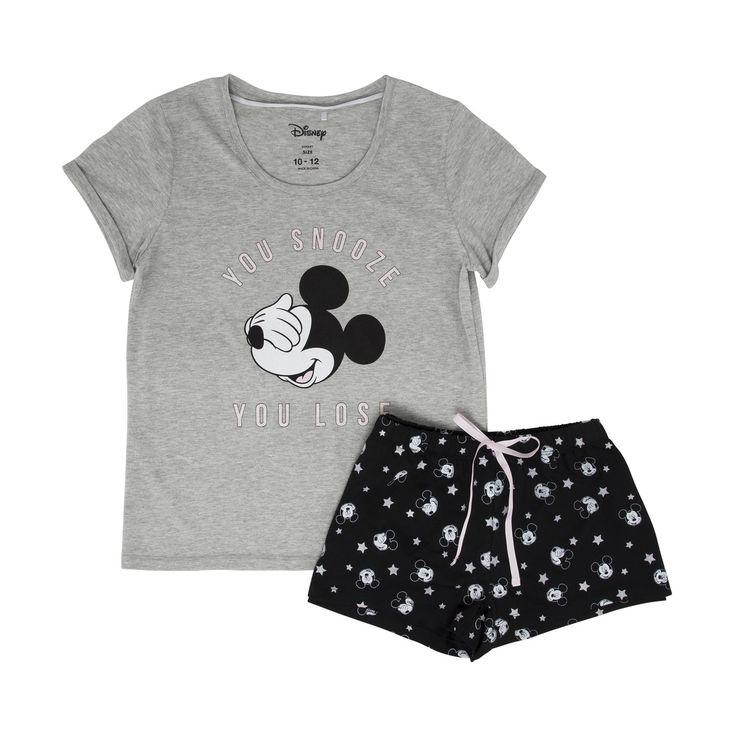 Cartoon Pyjama Set | KmartNZ
