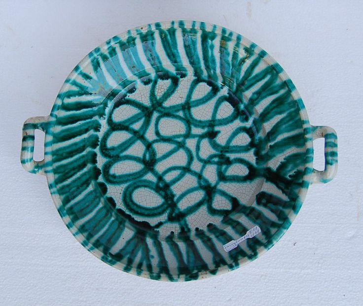 Gmundner Keramik Schüssel grün