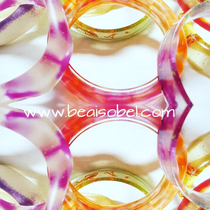 www.beaisobel.com #beaisobel #resin #resinjewellery #resinart #resinpour #bangle #jewellery #ausmade #australia #brisbane #onlineshopping