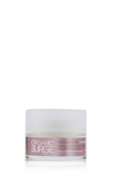 Skincare Moisturiser, Natural Blissful Daily Skin Care Moisturiser | #OrganicSurge #cherrybox