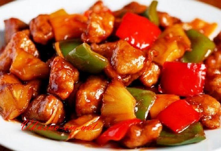 Просто вкуснятина - мясо с овощами по - китайски! Просто на обед или на праздничные мероприятия! Гости будут в восторге! Вот рецепт: http://vkusno-em.ne... - Рузана Гречаная - Google+