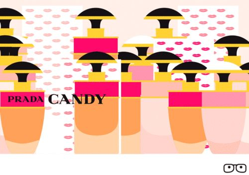 A Little Kiss of Prada Candy