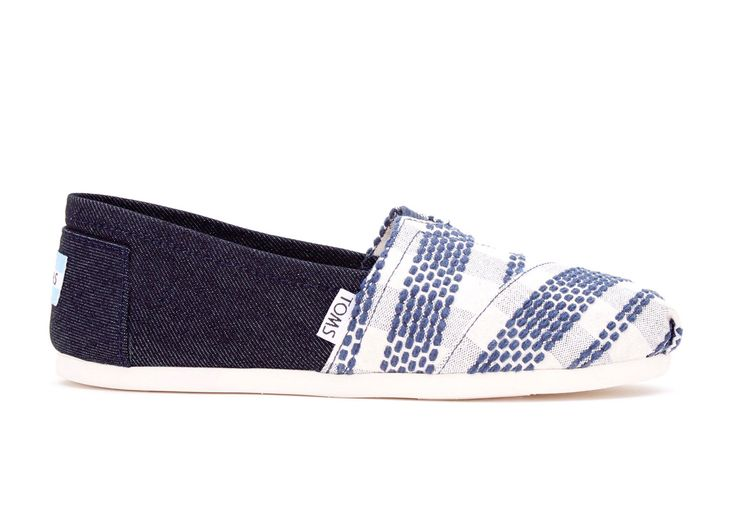 undefined Navy Woven Women's Classics