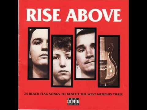 Rise Above: 24 Black Flag Songs To Benefit The West Memphis Three (Full ...
