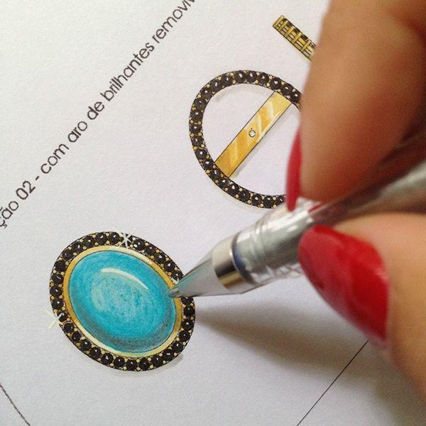 Jewelry Designer on Behance