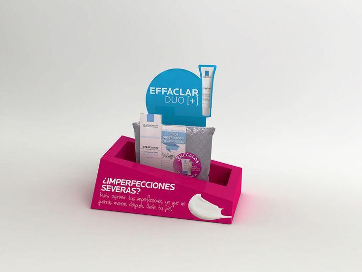 EFFACLAR Gift promo. on Behance
