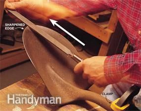 How to Sharpen Tools | The Family Handyman
