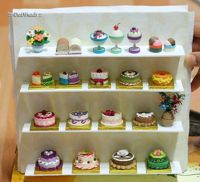 Mini Cake Aus Olives