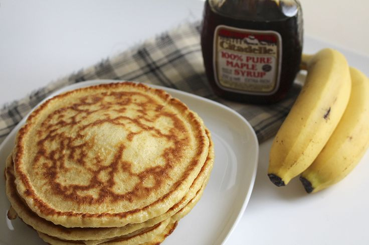 The Wooden Spoons Key's Vanilla Pancakes » The Wooden Spoons