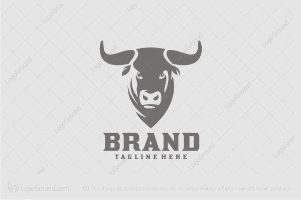 Toro Logo Logos Logo Concept Vintage Logo
