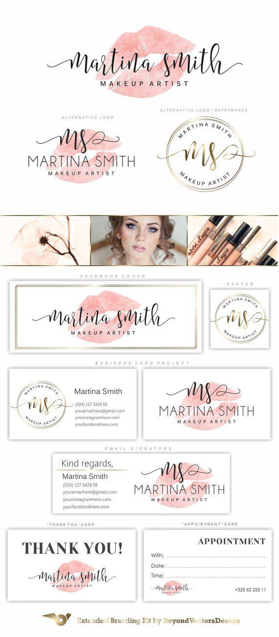 Makeup Logo Design Makeup Artist Logo Beauty Logo Lips Etsy In 2021 Makeup Artist Logo Design Makeup Logo Design Makeup Artist Logo