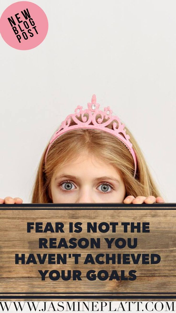 People who are afraid of taking certain actions towards their goals will often assume that fear is their problem (or at least the cause of their struggle). It isn't. This post explains why fear is not your problem - and what is.
