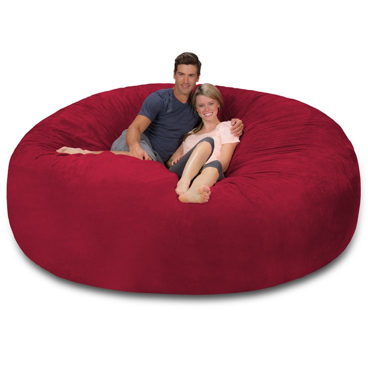 giant bean bag huge bean bag chair extra large bean bag - Large Bean Bags