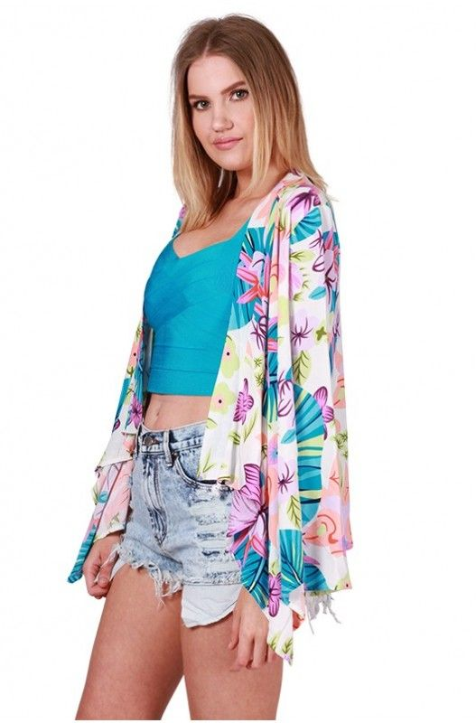Paradise Dreaming Kimono- Shop Now only at- A$36.95