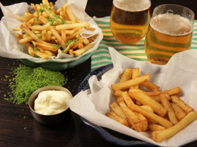 Så lyckas du med pommes frites hemma (kock Tommy Myllymäki)