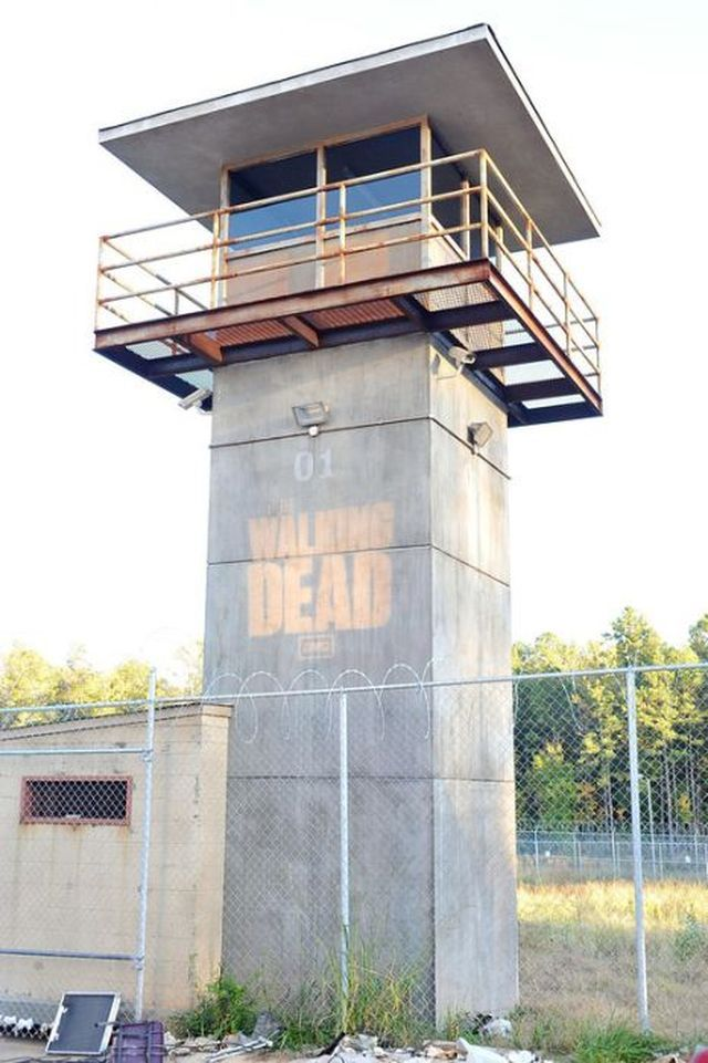 Walking dead walking and towers on pinterest