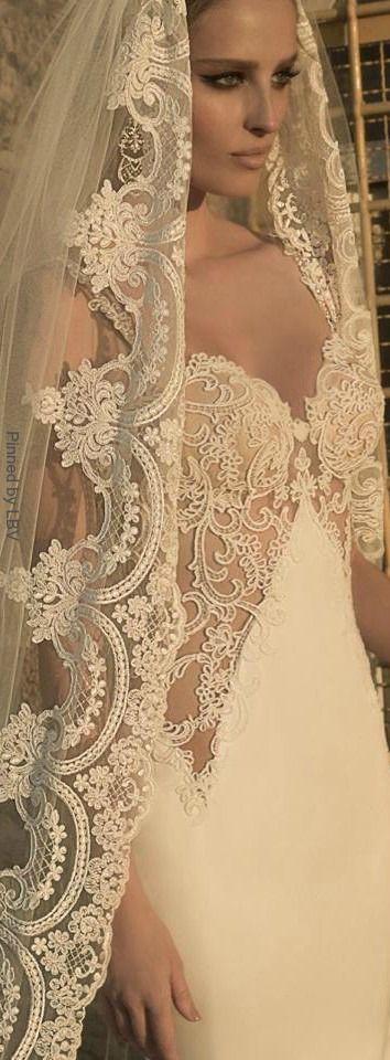 "Galia Lahav ""La Dolce Vita"" 2014 Bridal collection 