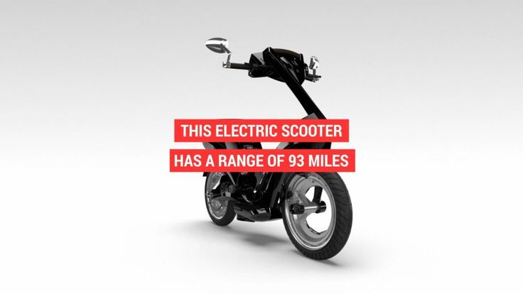 The Ujet electric scooter goes 93 miles on a single charge  ||  Ujet is an all-electric scooter that can travel 93 miles on a single charge. The carbon fiber and alloy Ujet is loaded with technology, and connects to your phone via an App. It's foldable and price ranges from $8,900 to $9,900. For more coverage of CES 2018 head over to https://www.autoblog.com/tag/ces+2018…