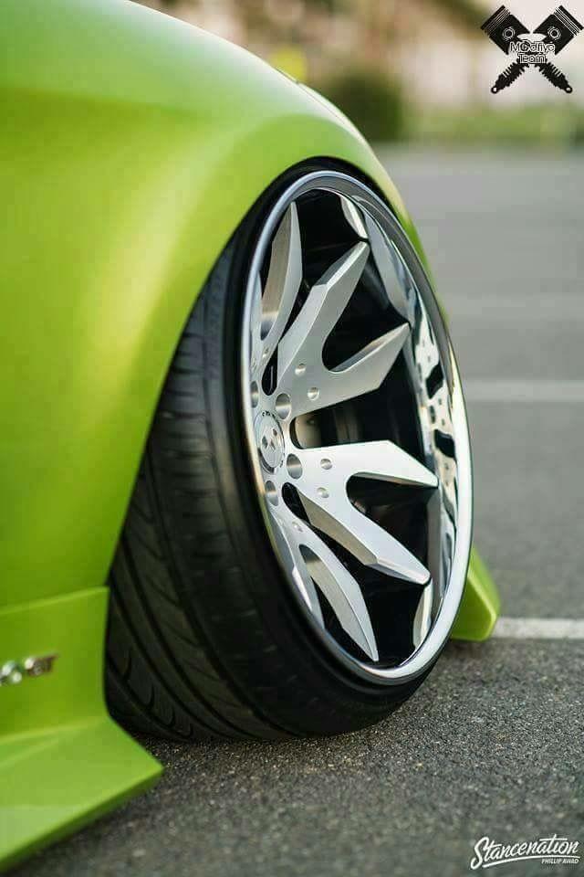 Attractive Car Rims, Auto Motor, Alloy Wheel, Car Wheels, Custom Wheels, Custom Cars,  So Rodas, Hyundai Genesis Coupe, Mitsubishi Eclipse