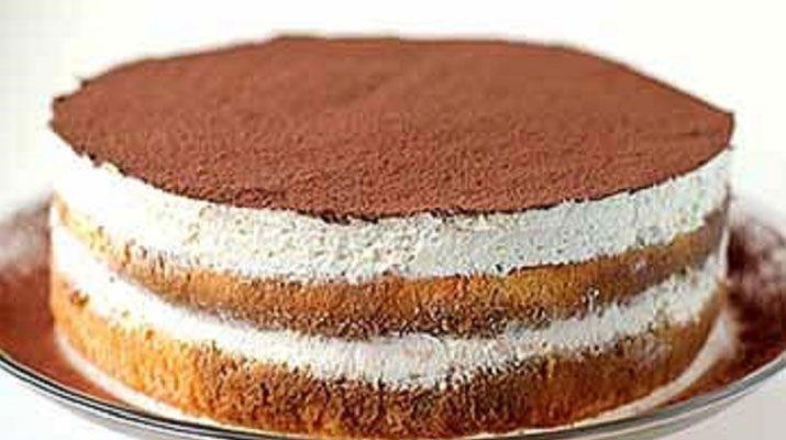 Вкуснейший торт тирамису