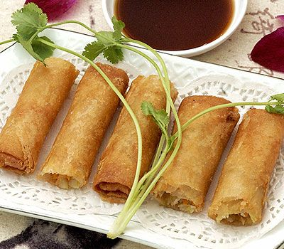 Chinese Food: Chine Food, Chinese Eggs Rolls, Recetas Foodies, Chine Style, Spring Rolls, Eggs Rolls 3, Chine Rolls, Chinese Food, Food Drinks