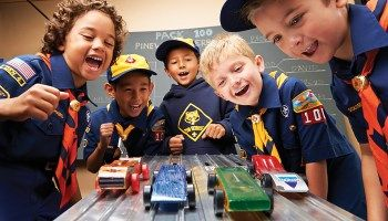 20 tips for planning and hosting the best Pinewood Derby