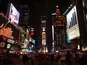 ブロードウェイ (ニューヨーク) - Wikipedia