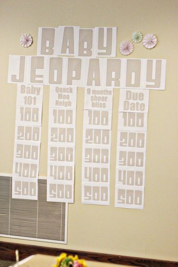 """Photo 1 of 90: Joint Baby Shower / Baby Shower/Sip & See """"Pamper the Mommy Baby Shower"""" 