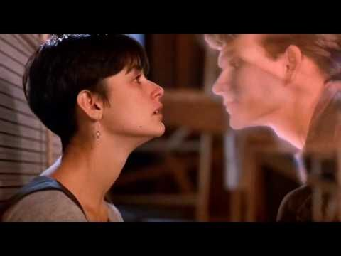 ▶ Righteous Brothers - UNCHAINED MELODY - GHOST - YouTube