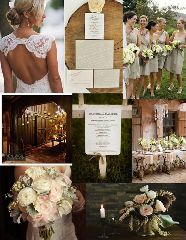 Country Vintage Wedding 73