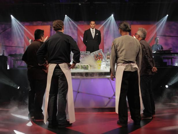Battle Thanksgiving!!  On the Set of Iron Chef America's Team Battles from FoodNetwork.com