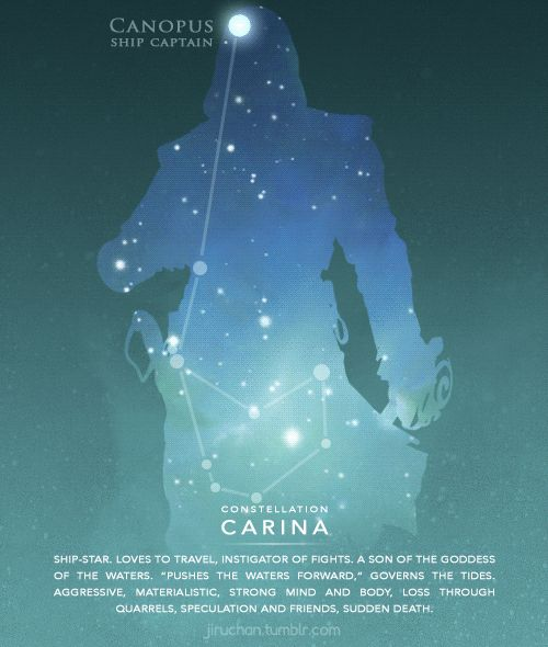 Edward is the constellation Carina. Posted on butterflysleep.com.