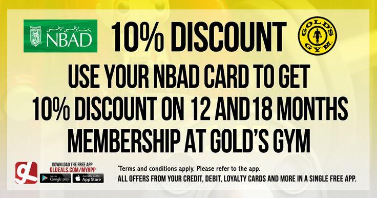 gym membership deals