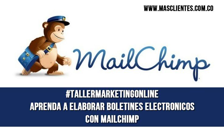 Si te perdiste el #TallerMarketingOnline acá esta: http://digitalicemos.com/taller/ hoy un tema que a todos nos interesa el E-mail Marketing con MailChimp #sisepuede