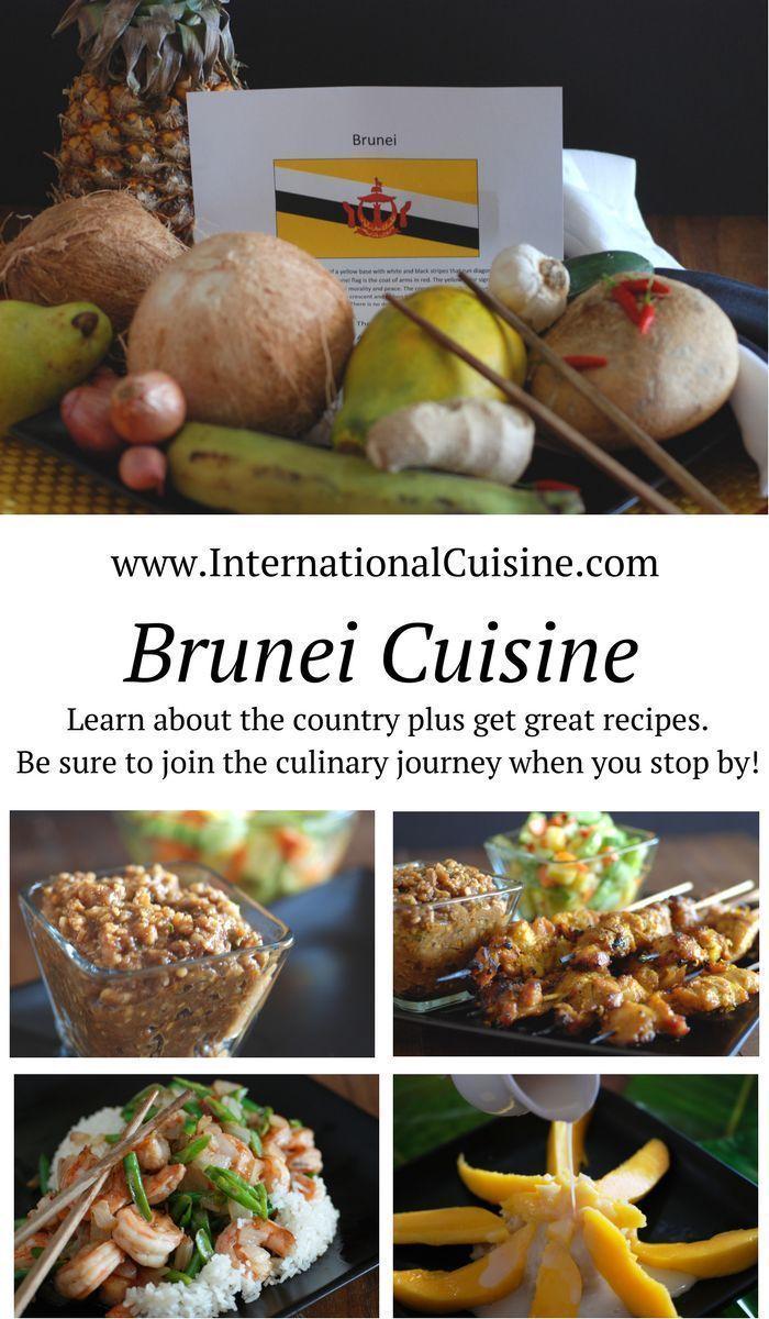 Unsere Reise Nach Brunei Onze Reis Naar Brunei Erfahren Sie Mehr Uber Brun Brun Bru In 2020 Recipes Authentic Recipes Food