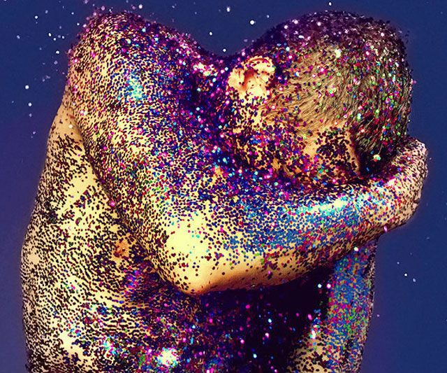 "ShipYourEnemiesGlitter.com: ""Glitter is the herpes of the craft world."" Oh hell yeah it is. Glitter is hideous. Glitter spreads like wildfire. Glitter gets into crevices you didn't even know you had."