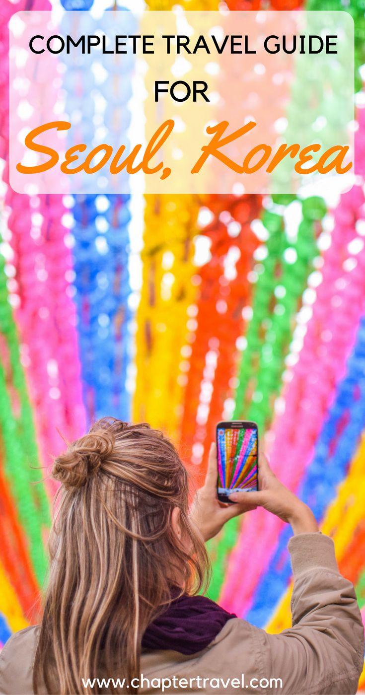 Seoul, Korea, Travel Guide Seoul, things to do in Seoul, how to travel around in Seoul, Gyeongbokgung Palace, Jogyesa Temple, Changdeokgung Palace, Myeongdong, Bukchon Hanok Village, DMZ Korea, Lotte Hotels