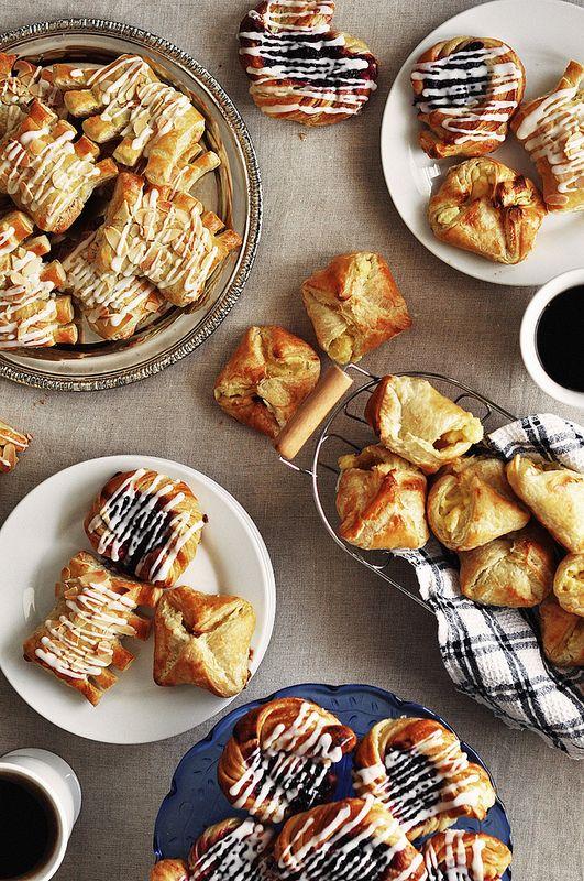 Faux Danish Pastries